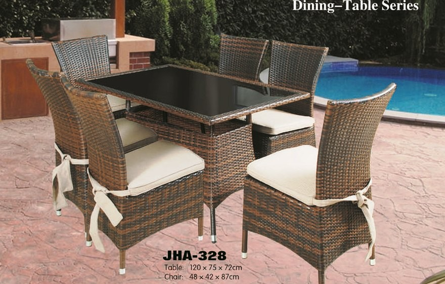 Sunperry Outdoor Dining Set