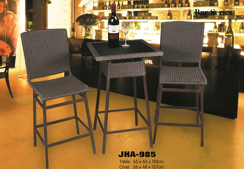 Bar Chair Set