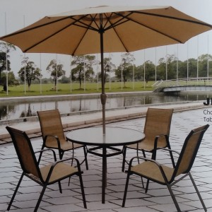 Patio Leisure Dining Set