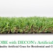 Green The Globe with Decon's Artificial Grass Expert