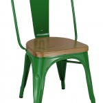Cafe Metal Chair CF-1027C-W