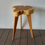 Antique Table , Acacia Wood, KTS-03