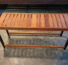 Balau Wood Bench , KTS-17