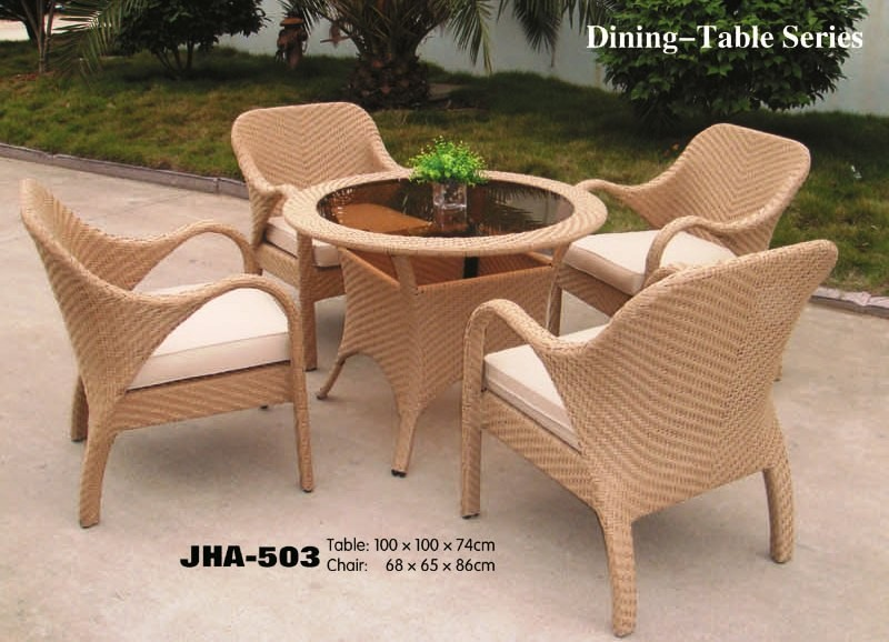 dining set, rattan set, wicker rattan furniture