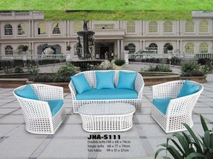 Sunperry Modern Wicker Sofa Set