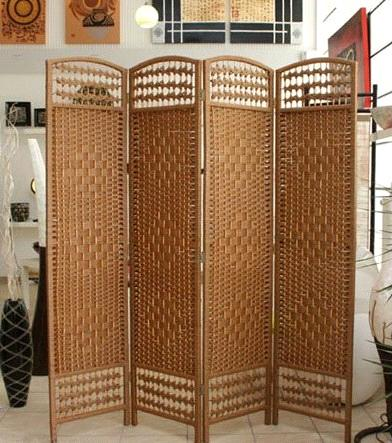 WOVEN PARTITION