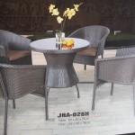 Pamela Rattan Round Dining Set  JHA-028H