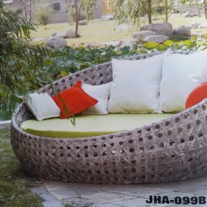 Royale  Wicker day bed