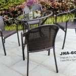 Outdoor Patio Dining Set ,  JHA-6052A
