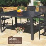 Polywood Dining Set, JHA-022B-GS-805