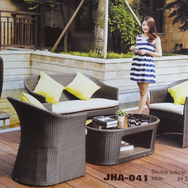 Cobish Outdoor Deck Sofa Set