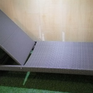 Quality sun lounger from decon , the mark of distinction of quality and designs.