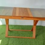 Balau Wood Restaurant Table, KTS-07
