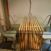 Wooden Designer Tab