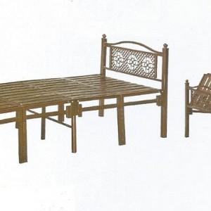 Folding Bed Plate Base